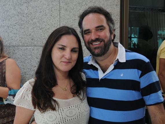 Paula Imperiano e Marco Loretto
