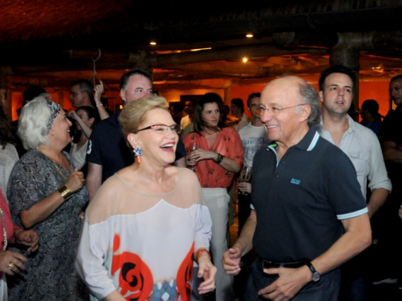 Lília e José Santos