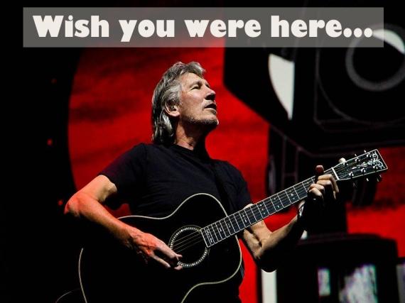 Roger Waters se apresenta no Rio e em Sampa nesse findi
